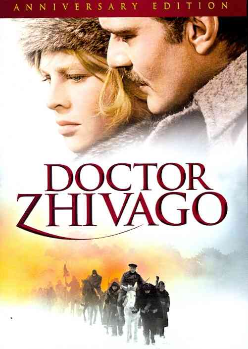 DOCTOR ZHIVAGO ANNIVERSARY EDITION BY GUINNESS,ALEC SIR (DVD)